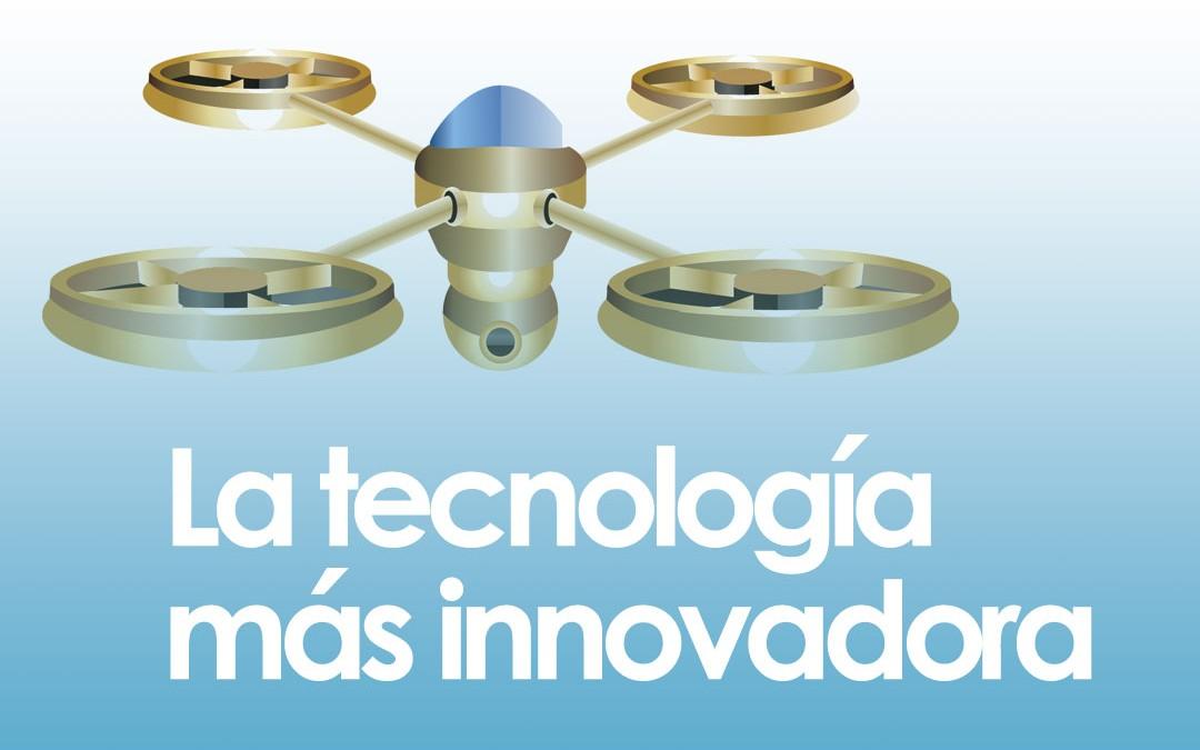 Ven a Expodrónica, la 1ª Feria de drones de uso comercial