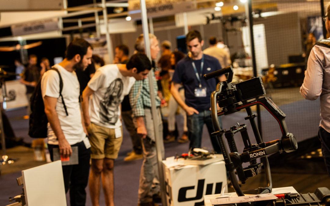 Las tecnologías más avanzadas se darán cita en Expodronica 2019