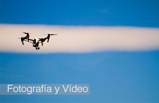 Fotografía y audiovisual