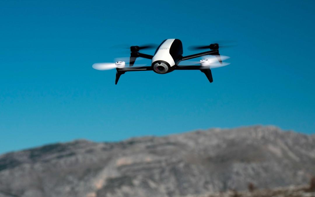 Parrot, uno de los líderes mundiales en fabricación de drones, participará en Expodrónica