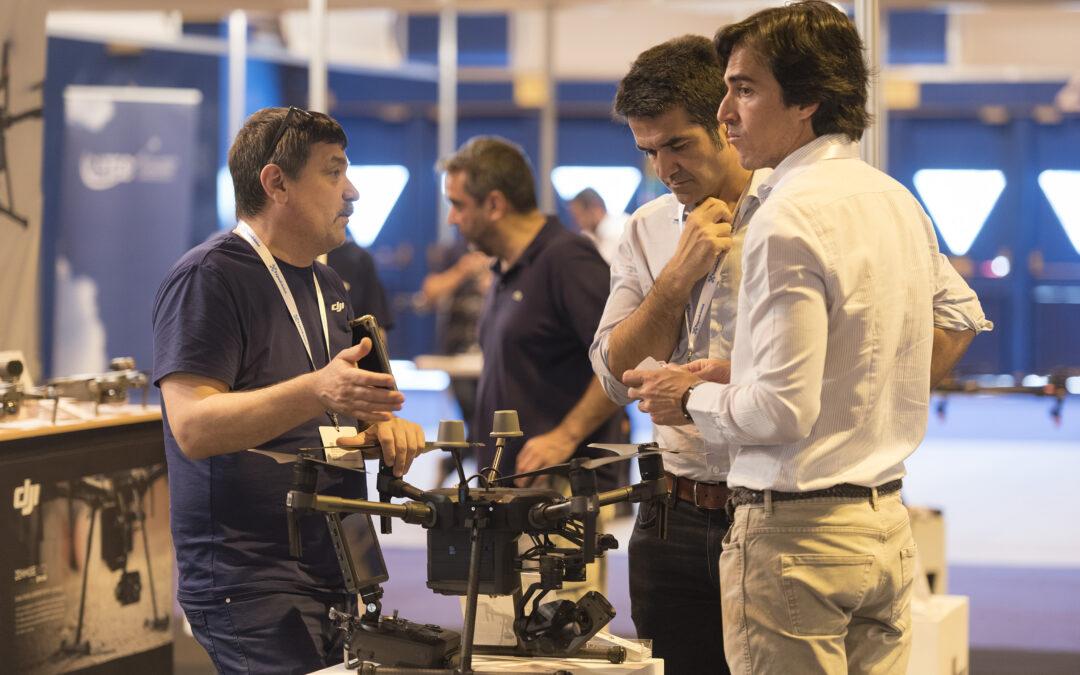La seguridad y la protección de datos, los grandes protagonistas de la última jornada de Expodronica 2019