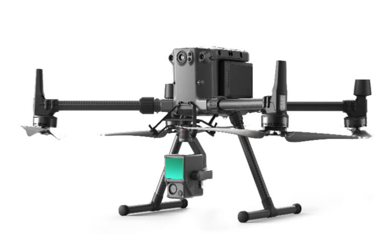 DJI and Elistair drones will fly at Expodrónica 2021