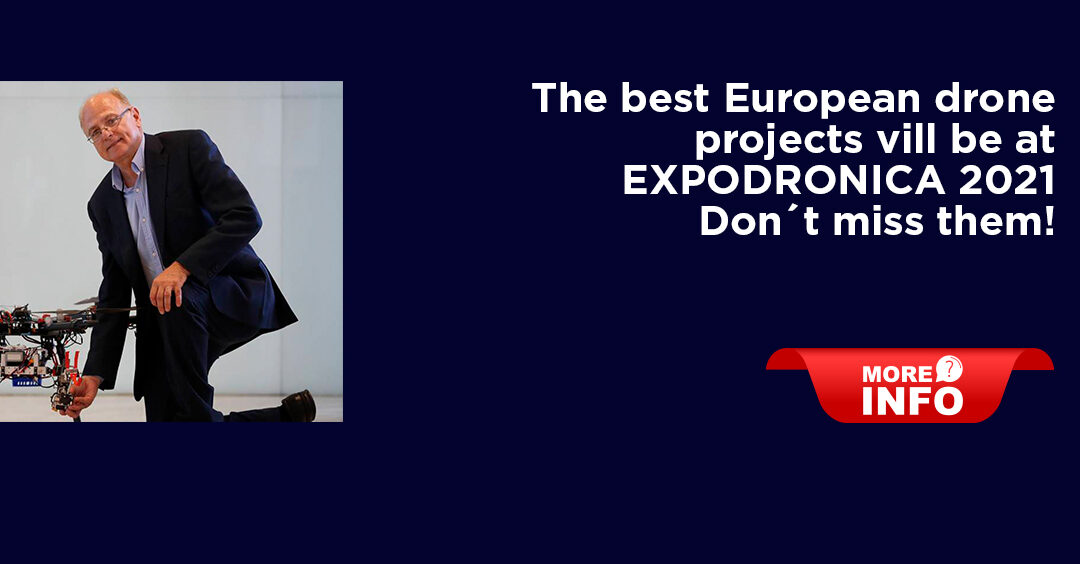 The best drone projects in Europe
