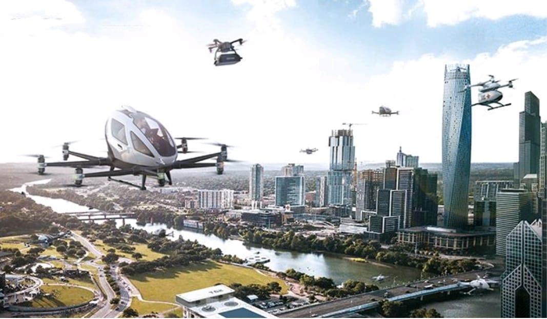 La NASA, Airbus o la presentación por primera vez en España del aerotaxi de Ehang, algunas de las novedades de Expodrónica 2021