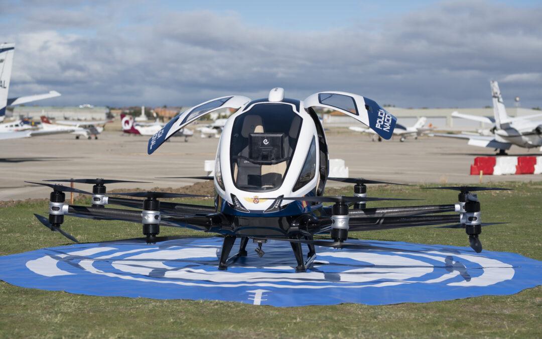World ATM Congress presenta Expodrónica Pavilion y anticipa la convivencia de drones y aviones en su edición más ambiciosa